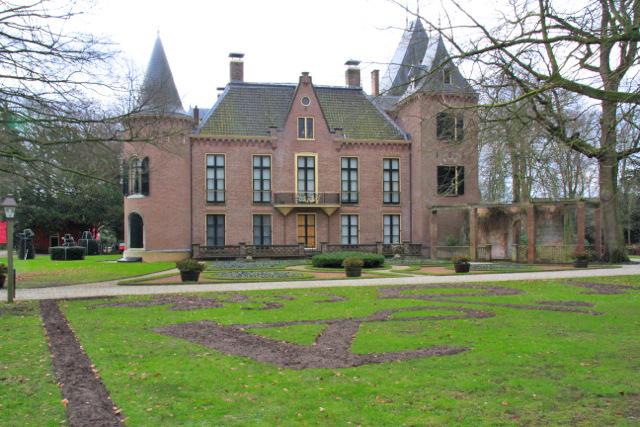 Kasteel Keukenhof en Hermitage Amsterdam werken samen