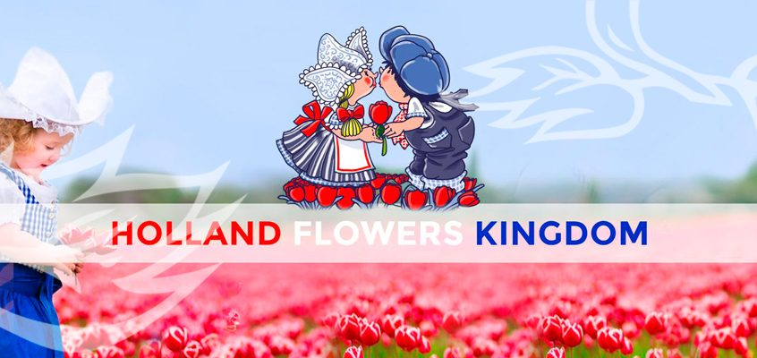 Holland Flowers Kingdom – Flora Liefde in China